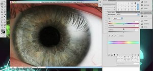 Change your eye color using Photoshop