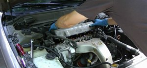 Find and fix leaking spark plug tubes in your engine