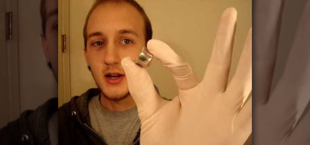 How To Insert Double Flared Plugs And Tunnels Into Ears Piercing Wonderhowto
