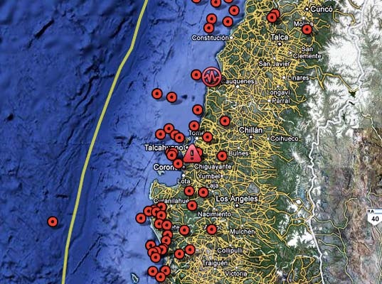 New Google App Locates Chilean Earthquake Victims