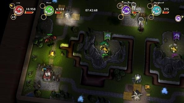 Friday Indie Game Review Roundup: Hoard, Jamestown and Toy Soldiers 2