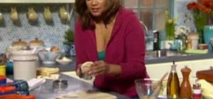Make New Orleans shrimp pot pie with Sunny Anderson
