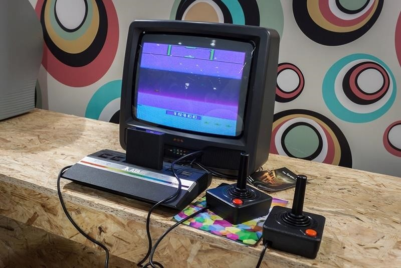Relive Your Childhood with 100 Classic Games from Atari's Vault