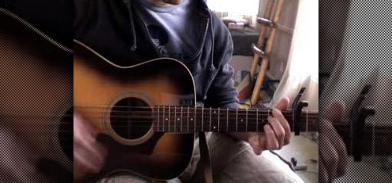 How To Play Northern Sky By Nick Drake On Guitar Acoustic Guitar