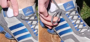 How to Bar Lace Your Shoes (Bowless