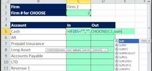 Summarize data from multiple sheets in Microsoft Excel