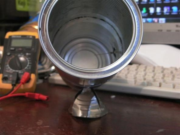 HowTo: Boost Your WiFi Signal With a Tin Can