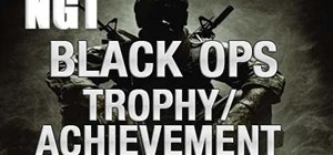 "Earn the ""Easy Rhino"" achievement in Call of Duty: Black Ops"