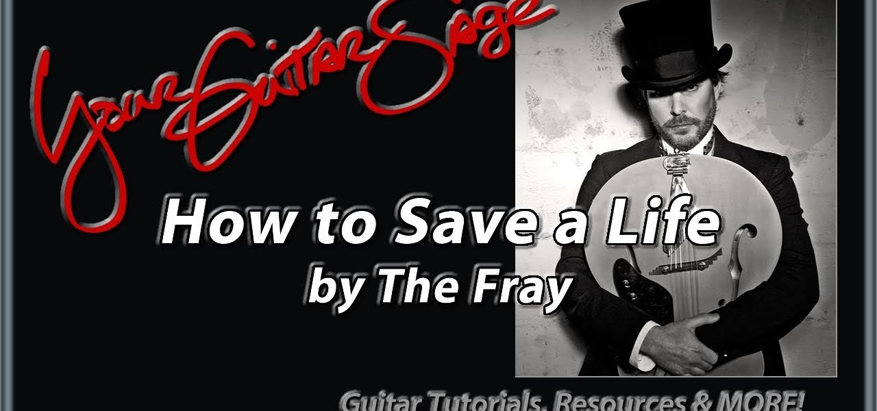 How to Play The Fray song \