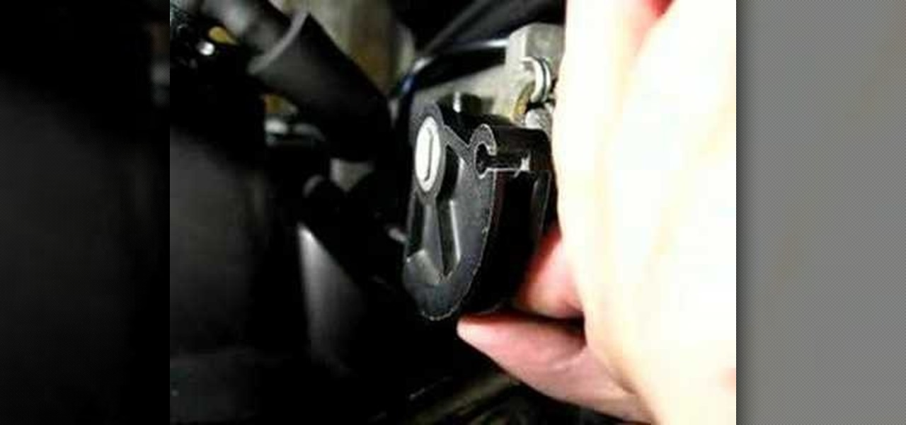 how to remove the throttle cable from a saturn s