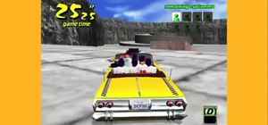 Earn the Crazy Driver achievement in Crazy Taxi