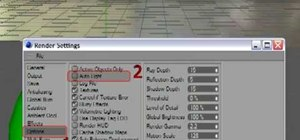 Create HDRI images when working in MAXON Cinema 4D