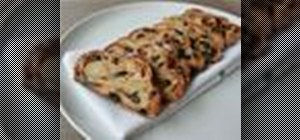 Make the classic holiday Stollen bread