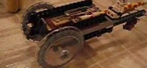 Build a mouse trap car