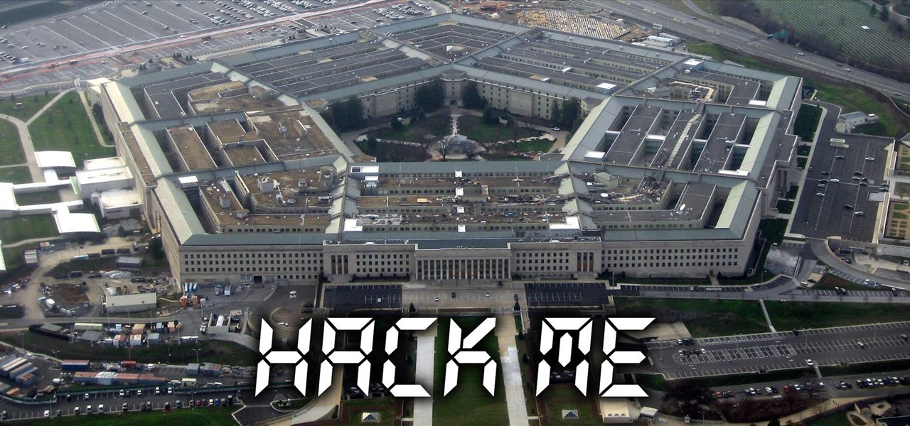 Hack the Pentagon?