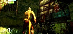 Walkthrough mission 2 in Enslaved: Odyssey to the West on Hard on the Xbox 360
