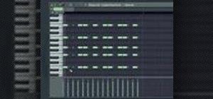 Make a Funky Strum guitar pattern in FL Studio