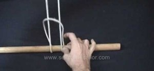 Tie a Prusik Hitch knot