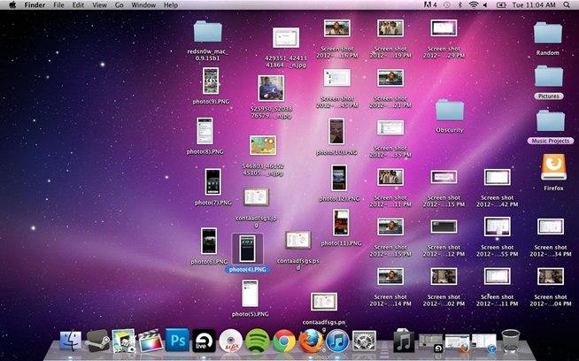 Mac desktop - фото 9