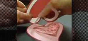 Make a 3D heart card