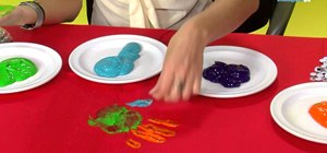 Craft a fun, kid-friendly turkey tablecloth for Thanksgiving