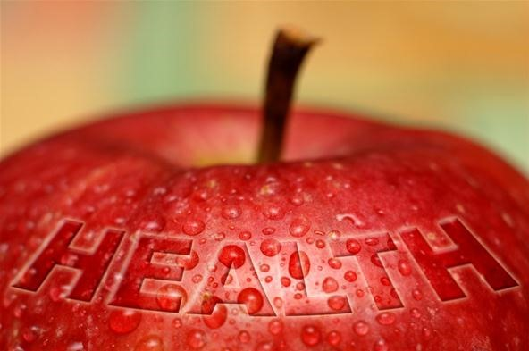 The health lies in Fresh food
