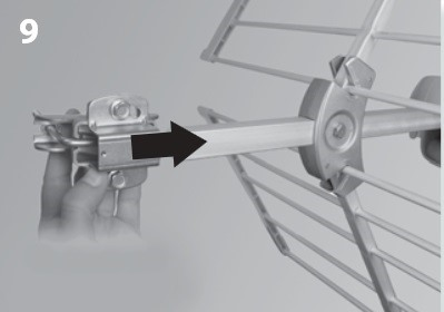 How to Do the Assembly of an UHF Antenna
