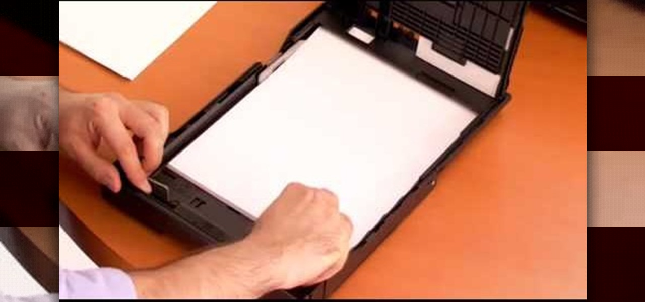 How to Print 2-sided (duplex) w/ an Epson all-in-one printer « Other