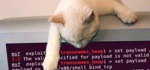 Hacking Samba on Ubuntu and Installing the Meterpreter
