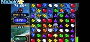 Play Bejeweled Blitz on the iPad or iPhone using tips and cheats