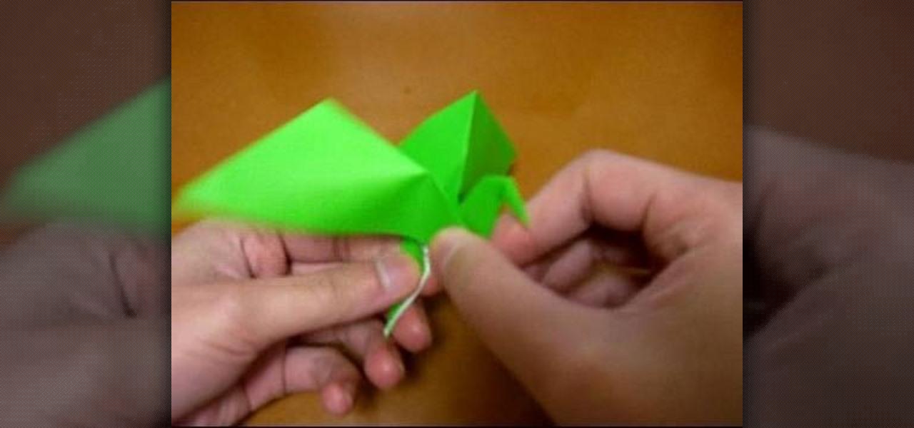 romantic origami easy