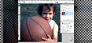 Retouch and repair photographs in Photoshop CS3