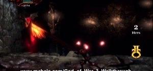 Walkthrough God of War III — The Path of Eos
