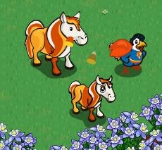 Farmville Halloween Theme