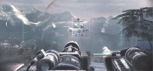 Get the 'What Goes Up...' Achievement in Modern Warfare 3