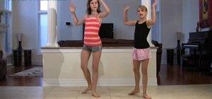 Do the Miley Cyrus Hoedown Throwdown dance
