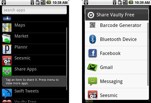 How to Share Your Favorite Mobile Apps with Your Friends