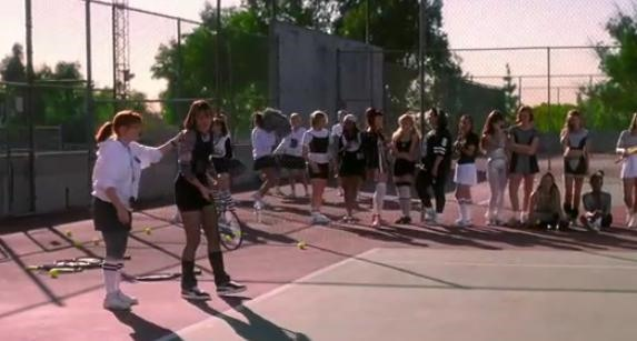 Movie Quiz: Clueless - Tennis