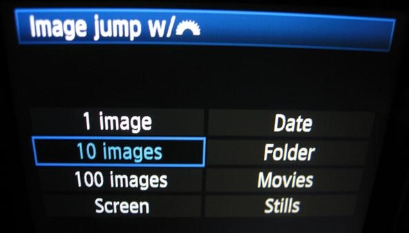 How to Manage Your Photographs in Playback Mode on Your Canon 5D Mark II