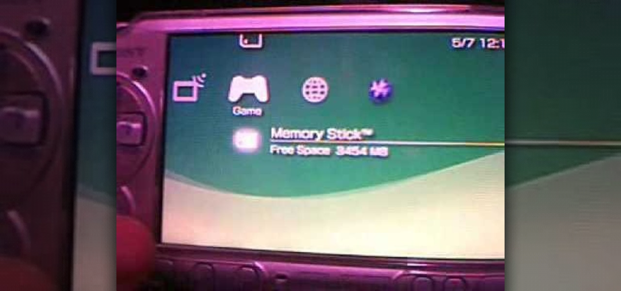 How to Install ChickHEN R2 5 03 on a PSP 3000 « PSP