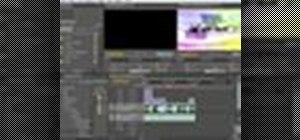 Add and adjust audio in Premiere Pro CS4