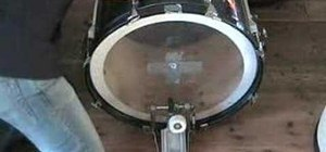 Get a better bass drum sound