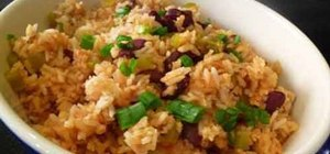 Make Spanish rice