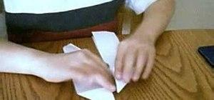 Make a paper shuriken