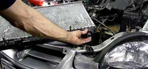 Replace the radiator to a 2002 Dodge Neon
