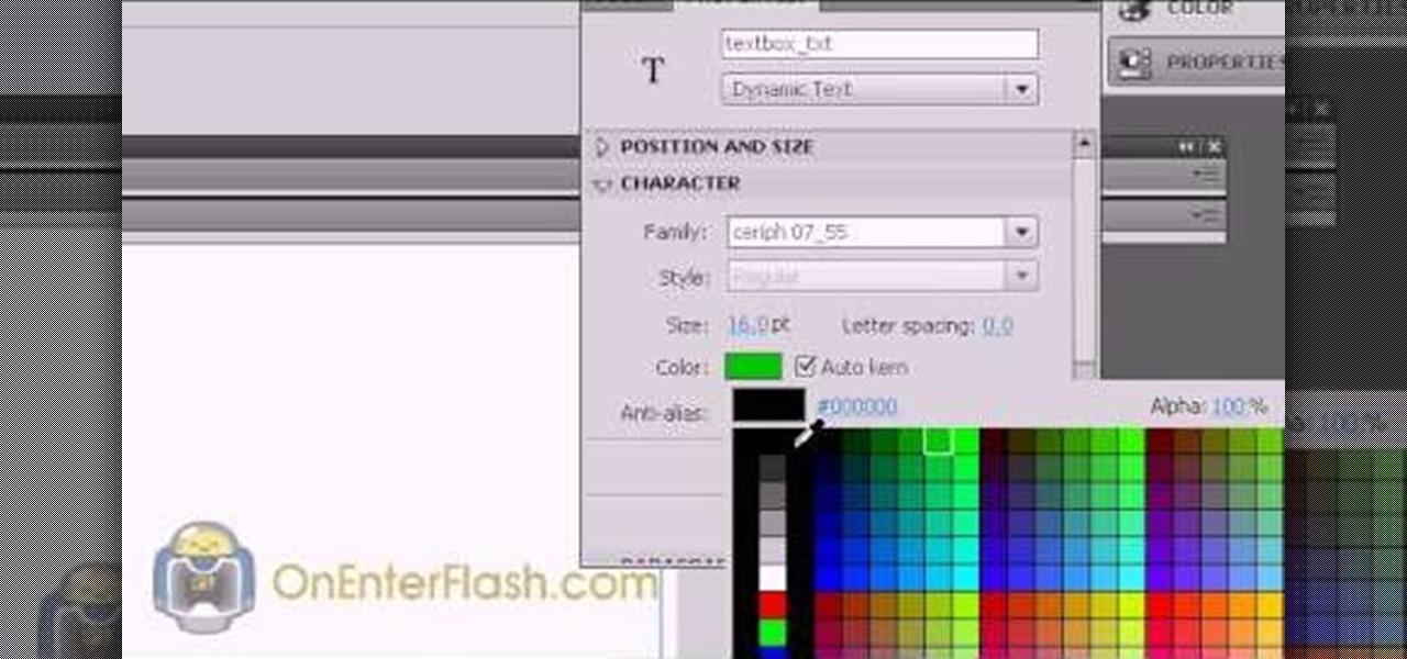 Hot Flash ActionScript / Flex How-Tos « Flash ActionScript ...