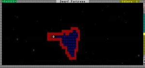 Channel water and magma safely in Dwarf Fortress