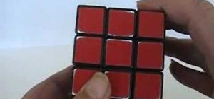Solve a Rubik's Cube for dummies