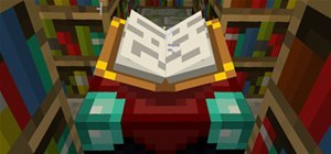 Use the Enchantment Table in Minecraft
