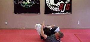 Do jiu jitsu rubber guard moves